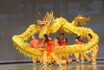 CCACC Youth Dragon Dance Team